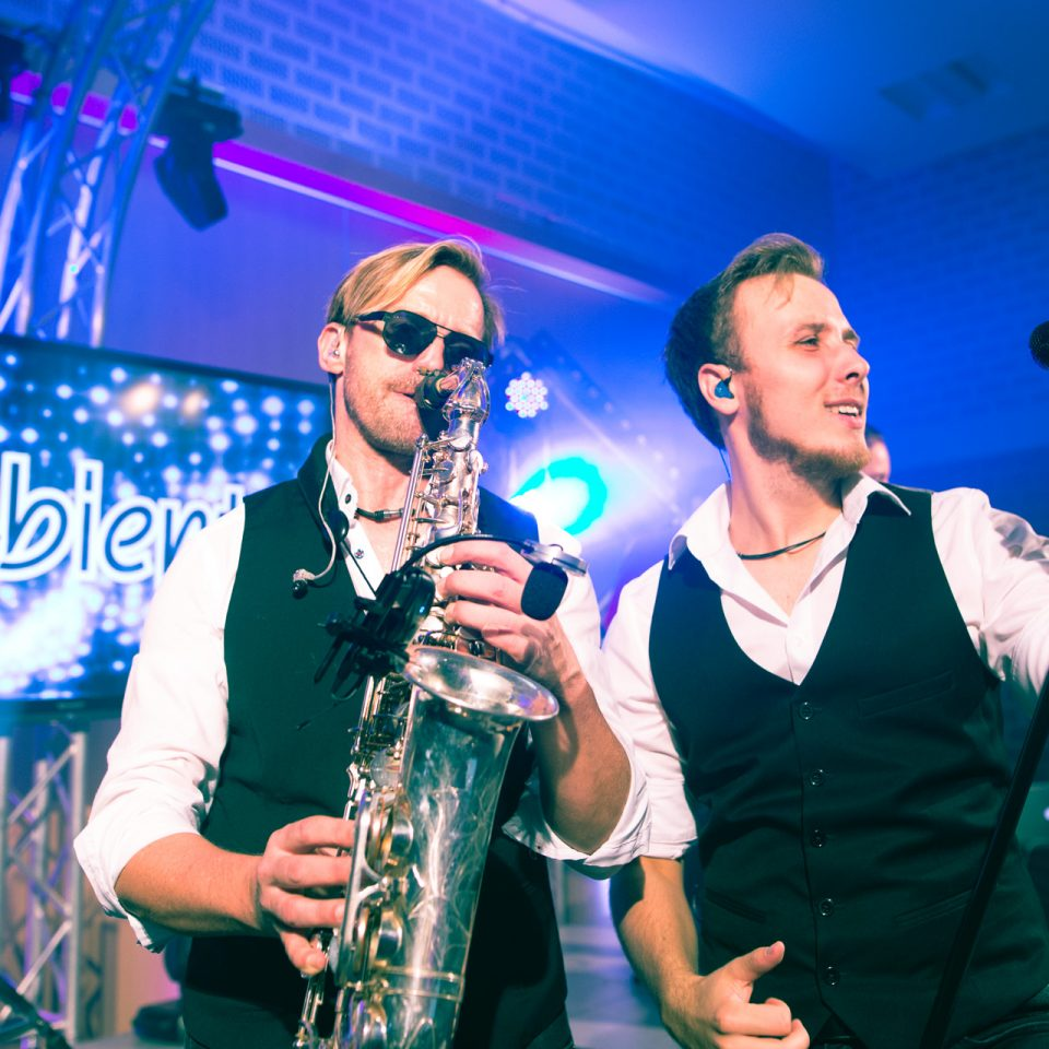 ambiente-partyband-höxter-event-saxophonist