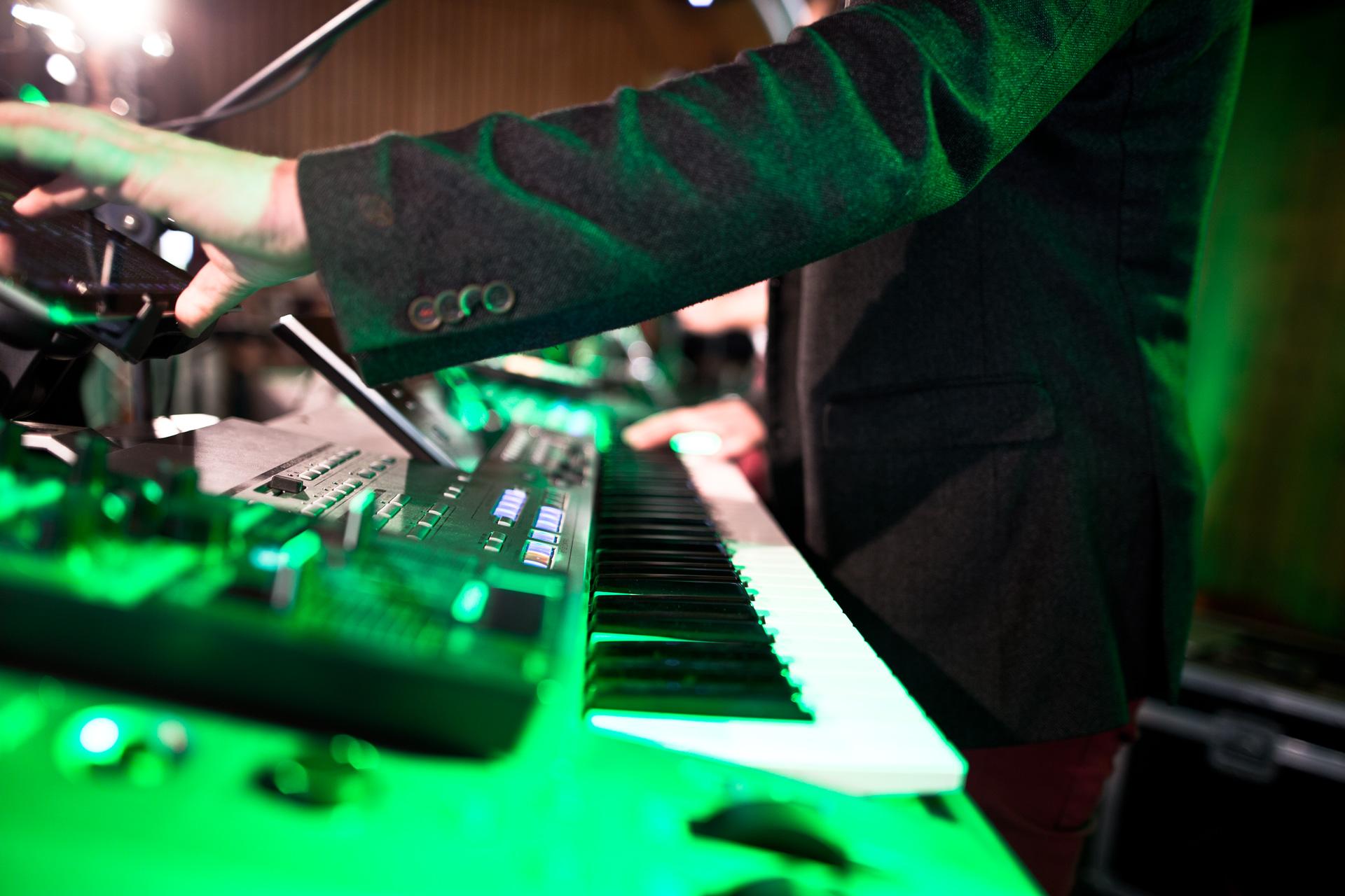 ambiente-schuetzenfestband-sauerland-keyboard